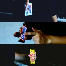 Close Up Performer Through The Screen: Gum To Chocolate by Sultan Orazaly video DESCARGA MMSMEDIA - 1