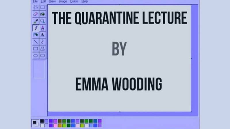 Downloads The Quarantine Lecture by Emma Wooding ebook DESCARGA MMSMEDIA - 1