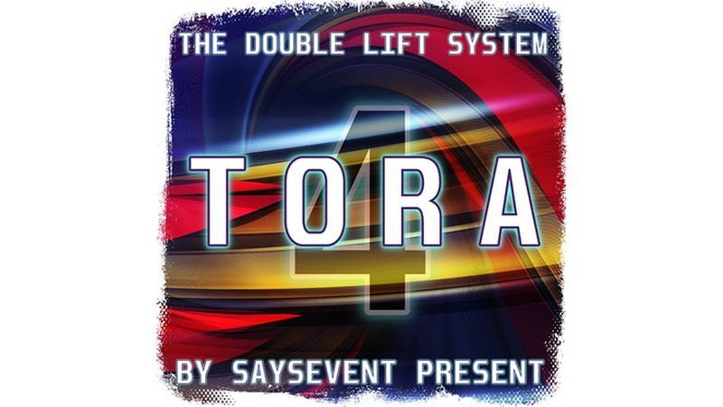 Card Magic and Trick Decks Double Lift System TORA by SaysevenT video DESCARGA MMSMEDIA - 1