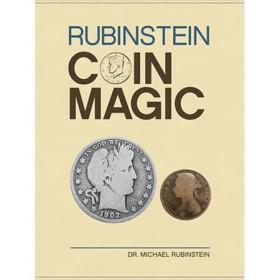 Libros de Magia en Inglés Rubinstein Coin Magic (Tapa dura) de Dr. Michael Rubinstein TiendaMagia - 1