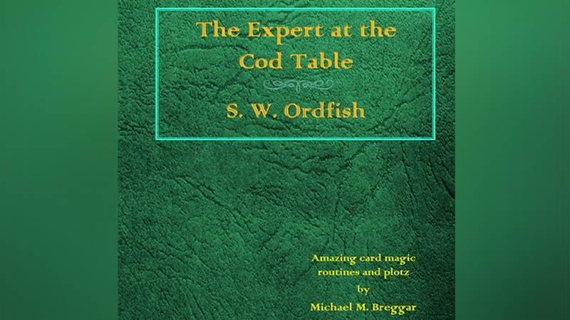 Descarga Magia con Cartas The Expert at the Cod Table by Michael Breggar Mixed Media DESCARGA MMSMEDIA - 1