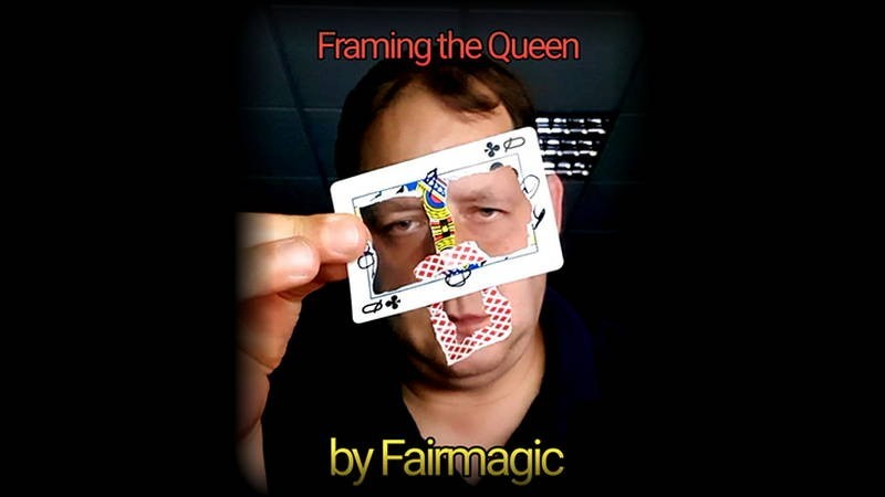 Card Magic and Trick Decks Framing The Queen by Fairmagic video DOWNLOAD MMSMEDIA - 1