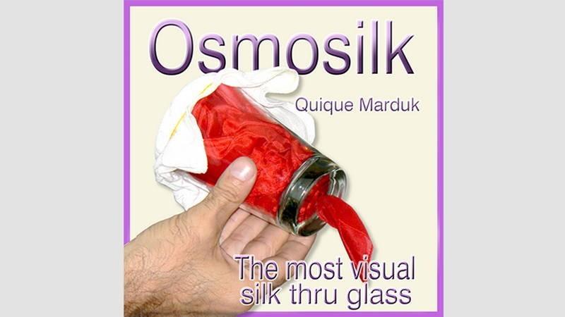 Parlor Magic Osmosilk by Quique Marduk  - 1