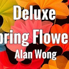 Accesories Various Deluxe Spring Flowers by Alan Wong  - 1