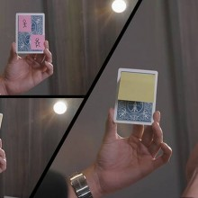 Card Magic and Trick Decks Memo Card by Sultan Orazaly feat Zach Ng - Skymember Presents TiendaMagia - 5