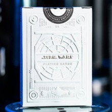 Cards Star Wars Light Side Silver Edition deck by theory11 Theory11 - 1