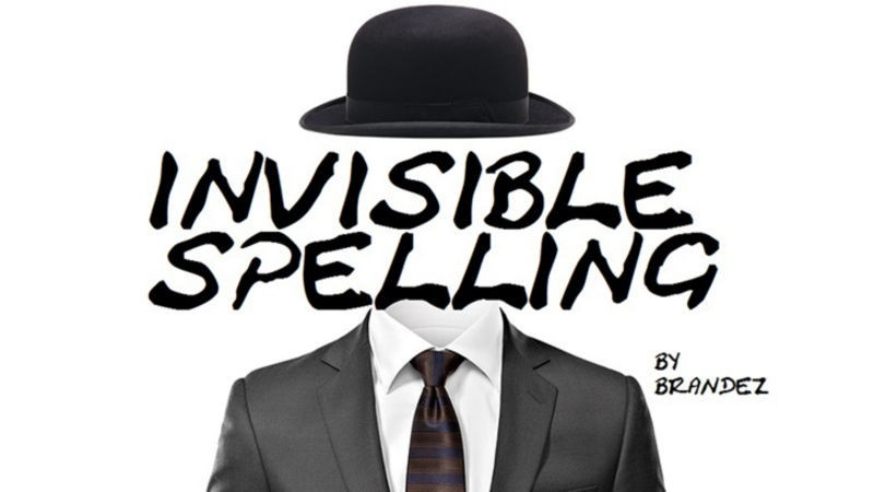 Card Magic and Trick Decks Invisible Spelling by Brandez video DOWNLOAD MMSMEDIA - 1