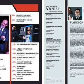Descargas de Teoria, Historia y Negocios Vanish Magazine 61 eBook DESCARGA MMSMEDIA - 3
