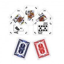 Cards Pro Poker - Blue USPC - Bicycle - 1