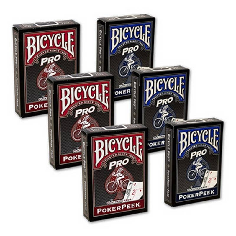 Cards Pro Poker - Blue USPC - Bicycle - 2