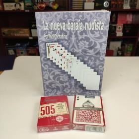Magia Con Cartas NBN Nueva Baraja Nudista de Toni Cachadiña (barajas y libro) TiendaMagia - 1