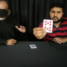 Card Magic and Trick Decks Blind Discovery by AK Dutt video DOWNLOAD MMSMEDIA - 1