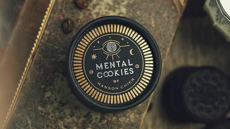 Inicio Mental Cookies de Hanson Chien TiendaMagia - 1