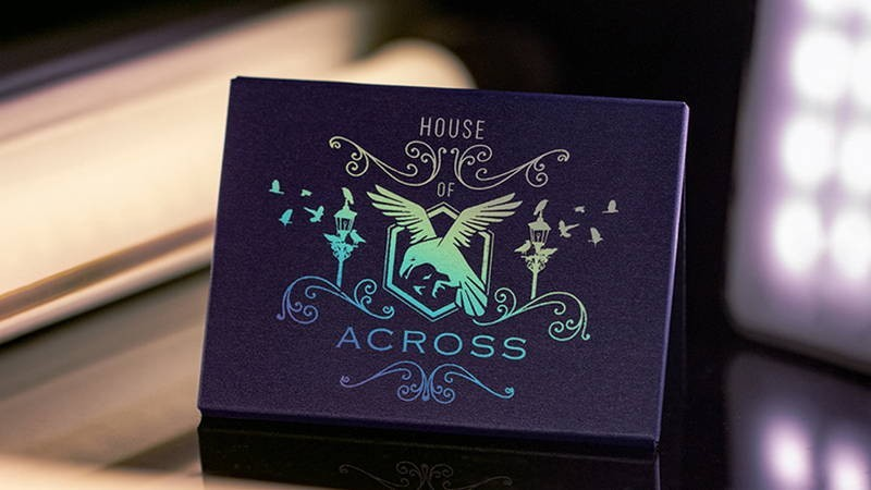Card Tricks ACROSS by The House of Crow TiendaMagia - 1