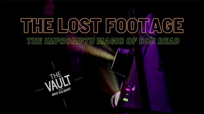 Descargas - Mentalismo The Vault - The Lost Footage Impromptu Miracles by Bob Read video DESCARGA MMSMEDIA - 1