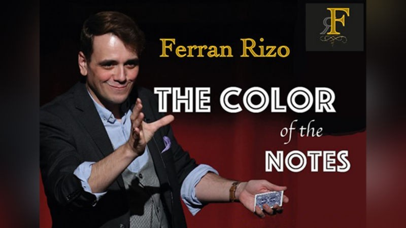 Money Magic The Color of the Notes by Ferran Rizo video DOWNLOAD MMSMEDIA - 1