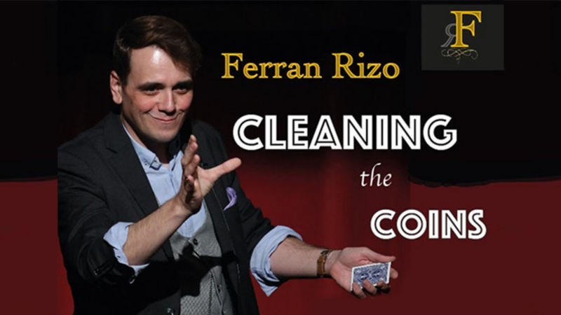 Money Magic Cleaning the Coins by Ferran Rizo video DOWNLOAD MMSMEDIA - 1