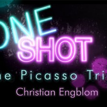 Card Magic and Trick Decks MMS ONE SHOT - The Picasso Trick by Christian Engblom video DOWNLOAD MMSMEDIA - 1
