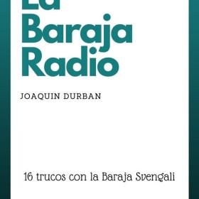 Libros de Magia en Español La Baraja Radio / Svengali de Joaquin Durban - Libro TiendaMagia - 1