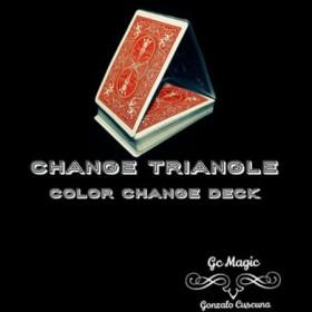 Descarga Magia con Cartas Triangle Change by Gonzalo Cuscuna video DESCARGA MMSMEDIA - 1