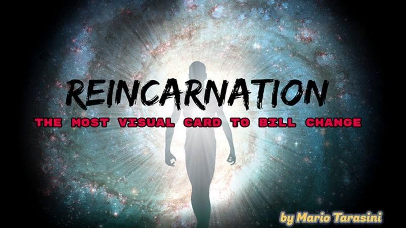 Descarga Magia con Cartas Reincarnation by Mario Tarasini video DESCARGA MMSMEDIA - 1