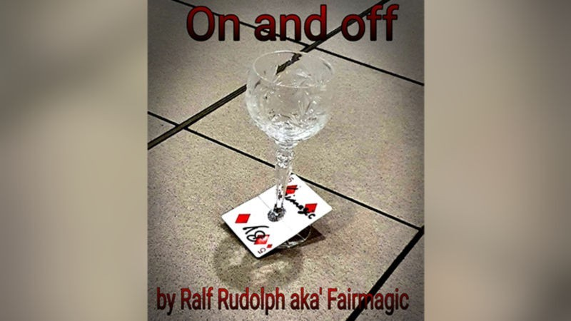 Card Magic and Trick Decks On and Off by Ralph Rudolph video DOWNLOAD MMSMEDIA - 1