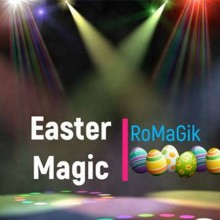 Kids Show and Balloon Performer Easter Magic by RoMaGik Mixed Media DOWNLOAD MMSMEDIA - 1