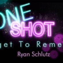 Card Magic and Trick Decks MMS ONE SHOT - Forget to Remember by Ryan Schlutz video DOWNLOAD MMSMEDIA - 1