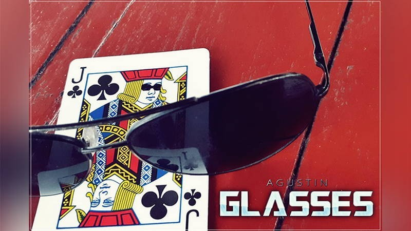 Card Magic and Trick Decks Glasses by Agustin video DOWNLOAD MMSMEDIA - 1