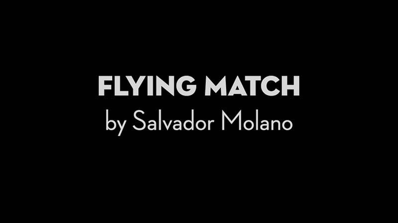 Close Up Performer Flying Match by Salvador Molano video DOWNLOAD MMSMEDIA - 1