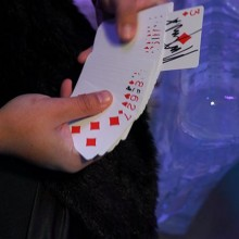 Card Tricks Frost By Mikey V and Abstract Effects TiendaMagia - 1