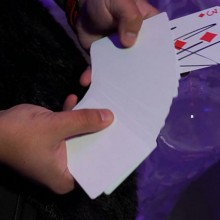 Card Tricks Frost By Mikey V and Abstract Effects TiendaMagia - 5