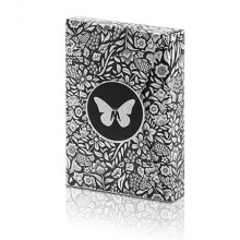 Trick Decks Butterfly Marked deck Limited Edition (Black and White) by Ondrej Psenicka TiendaMagia - 1