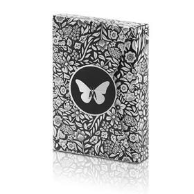 Barajas Especiales Baraja Butterfly Marcada (Negra y Plata) Ed.Lim. de Ondrej Psenicka TiendaMagia - 1