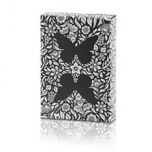 Trick Decks Butterfly Marked deck Limited Edition (Black and Silver) by Ondrej Psenicka TiendaMagia - 5