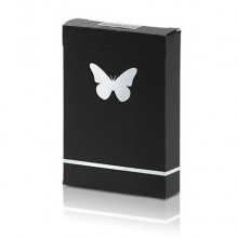 Trick Decks Butterfly Marked deck Limited Edition (Black and Silver) by Ondrej Psenicka TiendaMagia - 2