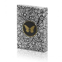 Trick Decks Butterfly Marked deck Limited Edition (Black and Gold) by Ondrej Psenicka TiendaMagia - 1