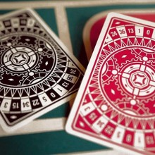 Cards Roulette Playing Cards by Mechanic Industries TiendaMagia - 1