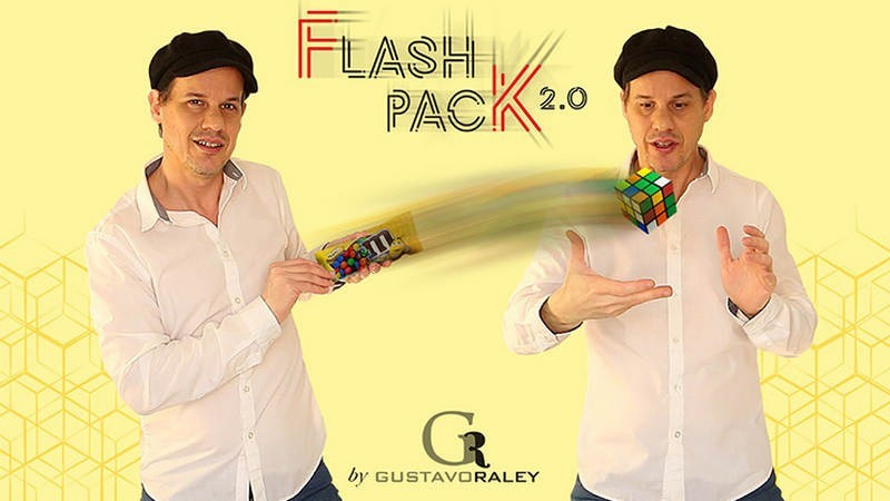 Close Up FLASH PACK 2.0 by Gustavo Raley TiendaMagia - 1