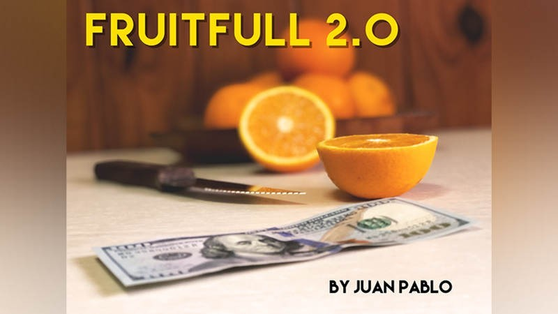 Magic with Coins FRUITFULL 2.0 by Juan Pablo TiendaMagia - 1