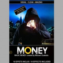 Magic with Coins My Magic Money by Mickael Chatelain Chatelain - 1