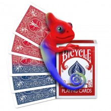Card Tricks Color Changing Deck by Gianfranco Preverino TiendaMagia - 1