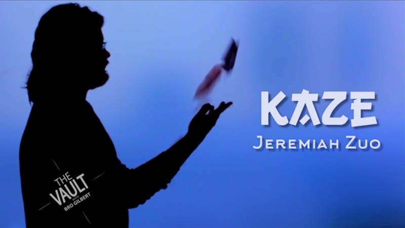 Card Magic and Trick Decks The Vault - Kaze by Jeremiah Zuo & Lost Art Magic video DOWNLOAD MMSMEDIA - 1