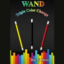 Kids Show and Balloon Performer Wand Triple Color Change by Bachi Ortiz video DOWNLOAD MMSMEDIA - 1