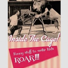 Kids Show and Balloon Performer Inside The Cage by Graham Hey eBook DOWNLOAD MMSMEDIA - 1