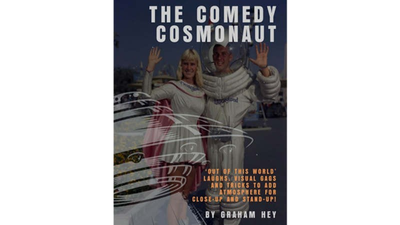 Comedy Performer The Comedy Cosmonaut by Graham Hey eBook DOWNLOAD MMSMEDIA - 1