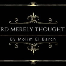 Mentalism,Bizarre and Psychokinesis Performer A Card Merely Thought Of II by Molim EL Barch video DOWNLOAD MMSMEDIA - 1