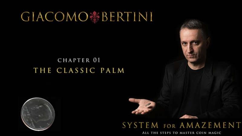 Descargas de Magia con dinero Bertini on the Classic Palm by Giacomo Bertini video DESCARGA MMSMEDIA - 1