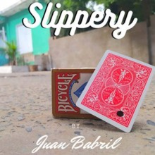 Card Magic and Trick Decks Slippery by Juan Babril video DOWNLOAD MMSMEDIA - 1