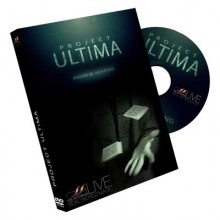 DVD of Cardistry DVD - Project Ultima by Andrew Herring TiendaMagia - 1